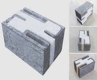 75%節能標準自保溫砌塊